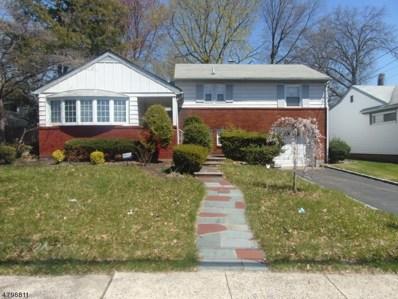 1129 Galloping Hill Rd, Elizabeth City, NJ 07208 - MLS#: 3463895