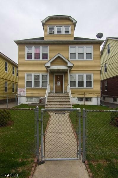 848-850 Pennington St, Elizabeth City, NJ 07202 - MLS#: 3464948