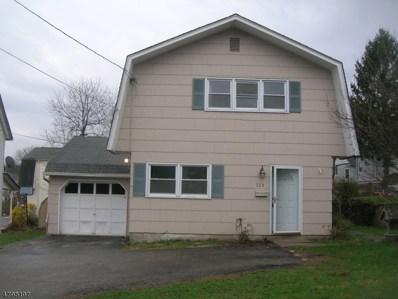 104 Allen St, Netcong Boro, NJ 07857 - MLS#: 3465193