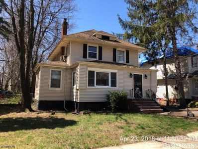 35 Park End Pl, East Orange City, NJ 07018 - MLS#: 3465626