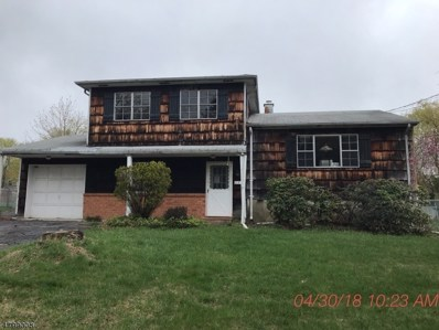 121 Pleasant View Rd, Hackettstown Town, NJ 07840 - MLS#: 3465808