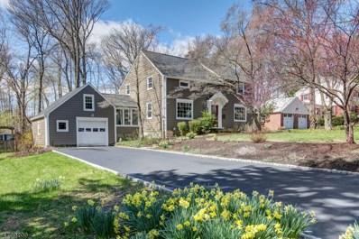 37 Old Colony Rd, Bernardsville Boro, NJ 07924 - MLS#: 3466005