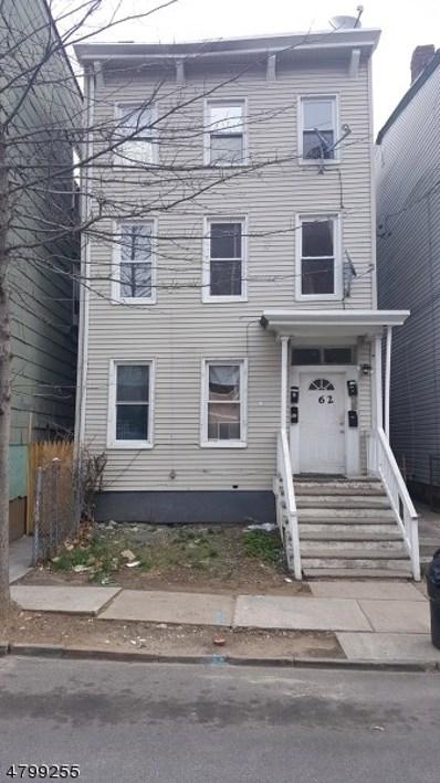 62 Clinton St, Paterson City, NJ 07522 - MLS#: 3466104