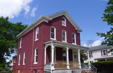 31 3RD St, Somerville Boro, NJ 08876 - MLS#: 3466650