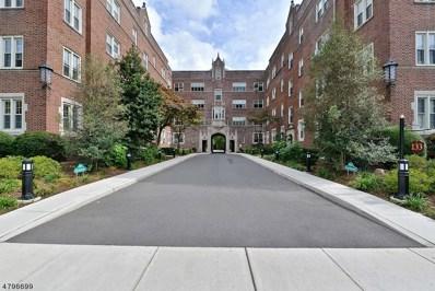 133 Summit Ave  Unit38 UNIT 38, Summit City, NJ 07901 - MLS#: 3467043