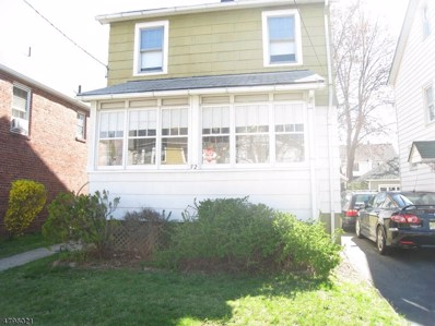 72 Floyd Ave, Bloomfield Twp., NJ 07003 - MLS#: 3467060