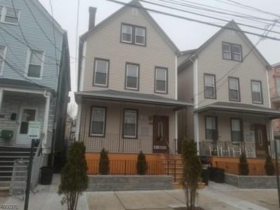 612 Franklin St, Elizabeth City, NJ 07206 - MLS#: 3467131