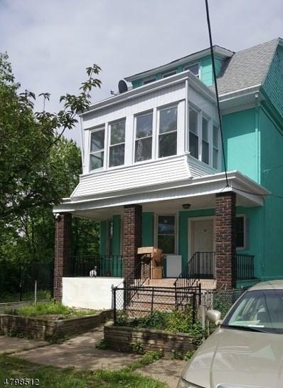 35 Schuyler Ave, Newark City, NJ 07112 - MLS#: 3467369
