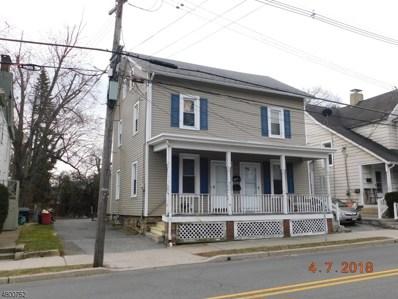 211-213 Grand Ave, Hackettstown Town, NJ 07840 - MLS#: 3467539