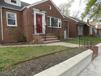 323 Wainwright St, Newark City, NJ 07112 - MLS#: 3468016