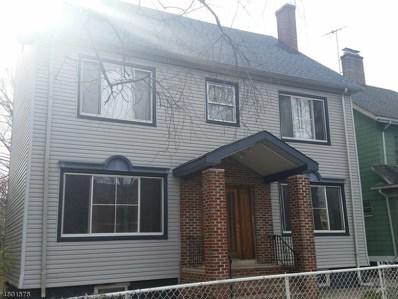 228 North Oraton Pkwy, East Orange City, NJ 07017 - MLS#: 3468565