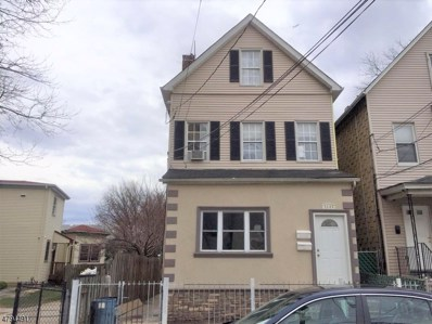 1108 Hampton Pl UNIT 2, Elizabeth City, NJ 07201 - MLS#: 3468835