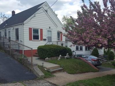 50 Gillespie Rd, Bloomfield Twp., NJ 07003 - MLS#: 3468953