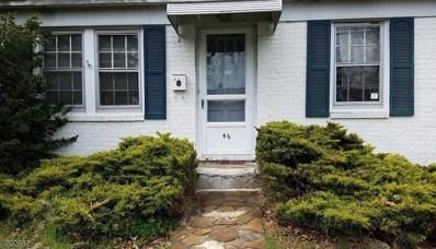 46 Sherwood Rd, Dumont Boro, NJ 07628 - MLS#: 3469288