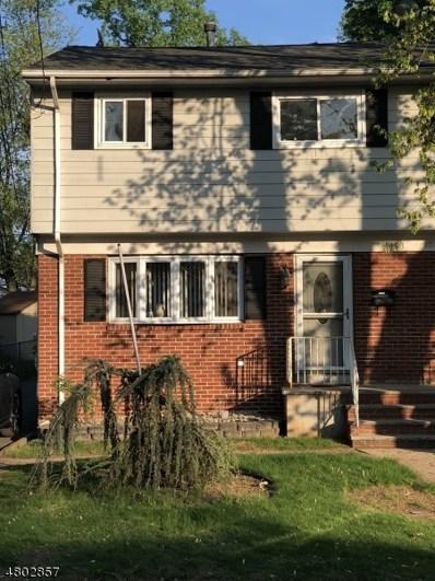 1401-1403 Willever St, Plainfield City, NJ 07063 - MLS#: 3469445