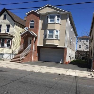 543-545 Livingston St, Elizabeth City, NJ 07206 - MLS#: 3469453