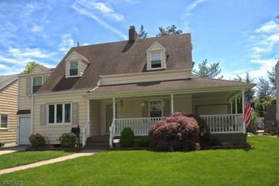 447 Pine Ave, Garwood Boro, NJ 07027 - MLS#: 3469783