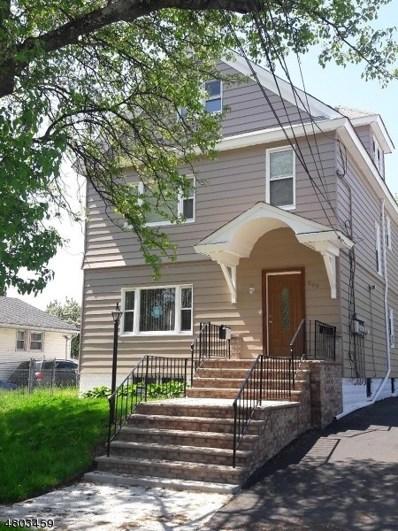 609 Adams St, Linden City, NJ 07036 - MLS#: 3470012