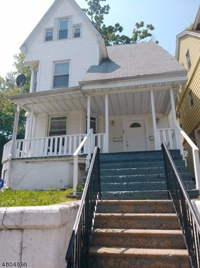 63 N Grove St, East Orange City, NJ 07017 - MLS#: 3471117
