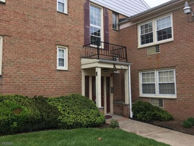 605 Grove St UNIT 12, Clifton City, NJ 07013 - MLS#: 3472162