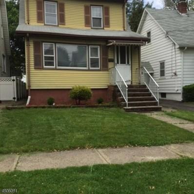 264 Harding Ave, Clifton City, NJ 07011 - MLS#: 3472538