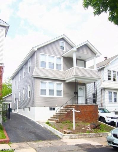 52 Lindsley Ave, Irvington Twp., NJ 07111 - MLS#: 3472711