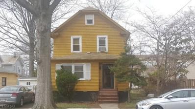 1690 Park St, Rahway City, NJ 07065 - MLS#: 3472751