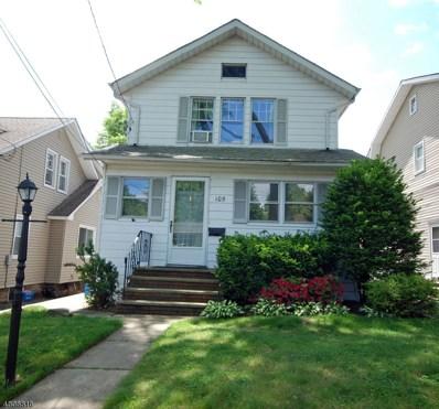 105 New St, Nutley Twp., NJ 07110 - MLS#: 3473285