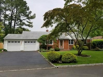 7 Warwick Cir, Springfield Twp., NJ 07081 - MLS#: 3473305