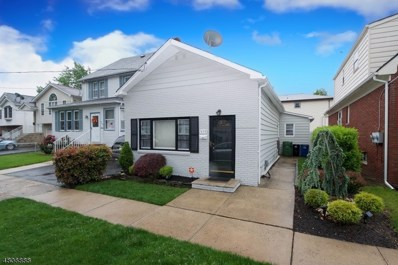323 Maple Ave, Linden City, NJ 07036 - MLS#: 3473343