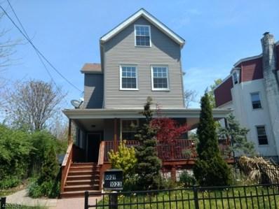 1021-23 Arlington Ave, Plainfield City, NJ 07060 - MLS#: 3473411