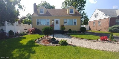 136 Princeton Rd, Linden City, NJ 07036 - MLS#: 3473413