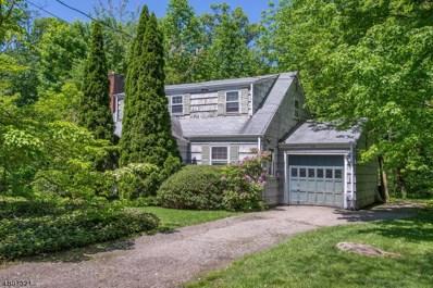 108 Intervale Road, Mountain Lakes Boro, NJ 07046 - MLS#: 3473620