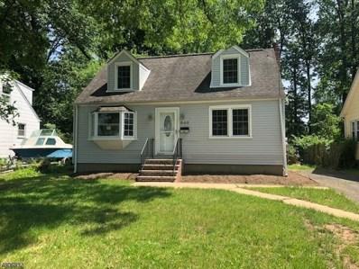 643 Parkview Ave, North Plainfield Boro, NJ 07063 - MLS#: 3474006