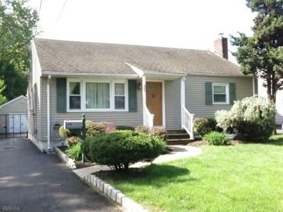 605 3RD St, Dunellen Boro, NJ 08812 - MLS#: 3474212