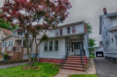 121 N 17TH St, Bloomfield Twp., NJ 07003 - MLS#: 3474639