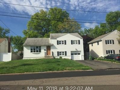 1307 Andover Rd, Linden City, NJ 07036 - MLS#: 3476317