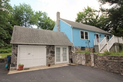 289 Mountain Rd, Readington Twp., NJ 08833 - MLS#: 3477200