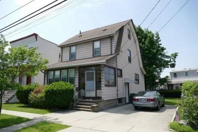 407 Garfield St, Linden City, NJ 07036 - MLS#: 3477365