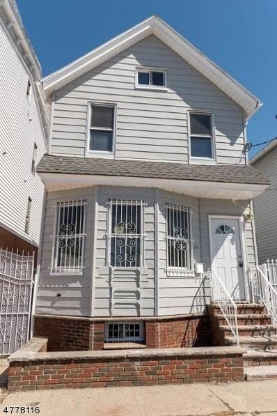 561 Fulton St, Elizabeth City, NJ 07206 - MLS#: 3477719