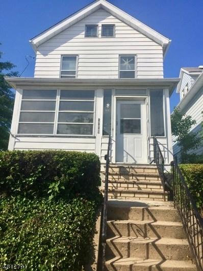 1059 Fanny St, Elizabeth City, NJ 07201 - MLS#: 3478726