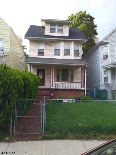 60 Dodd St, East Orange City, NJ 07017 - MLS#: 3478889