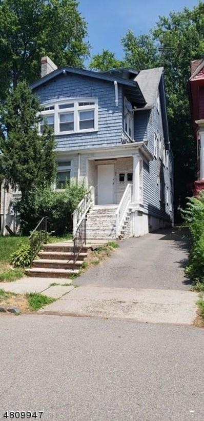 124 N Maple Ave, East Orange City, NJ 07017 - MLS#: 3479123
