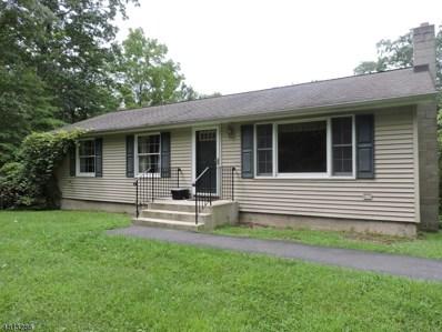 1025 Mt Benevolence Rd, Stillwater Twp., NJ 07860 - MLS#: 3479194