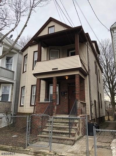 223 Burgess Pl, Passaic City, NJ 07055 - MLS#: 3479649