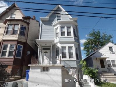 268 Atlantic St, Paterson City, NJ 07503 - MLS#: 3479676