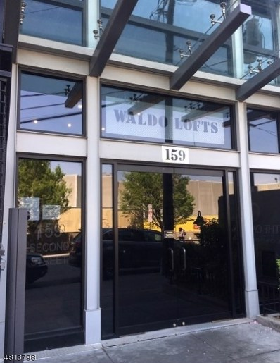 159 2ND St UNIT 801, Jersey City, NJ 07302 - MLS#: 3479720