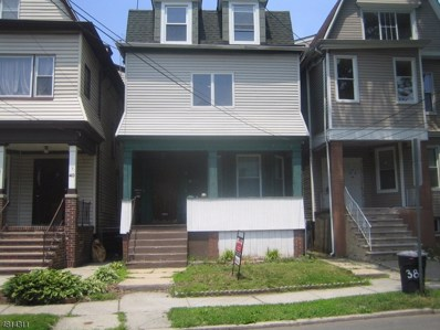 38 Olive St, Bloomfield Twp., NJ 07003 - MLS#: 3480196