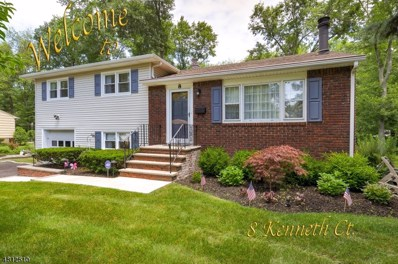 8 Kenneth Ct, Florham Park Boro, NJ 07932 - MLS#: 3480942