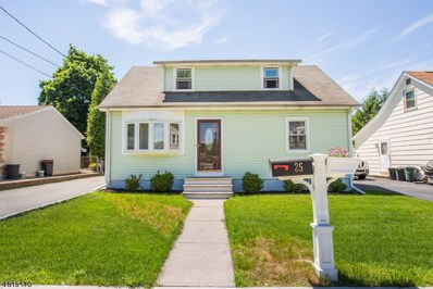 25 Ryerson Ave, Bloomingdale Boro, NJ 07403 - MLS#: 3480962